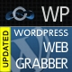 Tag based web extractor WordPress plugin